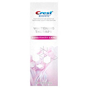 Crest 3D White Whitening Therapy Sensitivity Care Toothpaste