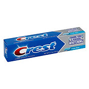Crest Baking Soda & Peroxide Whitening Fresh Mint Fluoride Anticavity Toothpaste