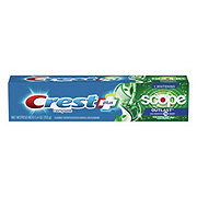 Crest Crest + Scope Outlast Complete Whitening Mint Toothpaste