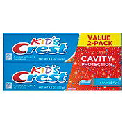 Crest Kids Cavity Protection Sparkle Fun Toothpaste