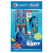 Crest Kids Holiday Pack Finding Dory