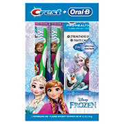 Crest Kids Holiday Pack Frozen