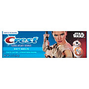 Crest Kids Pro-Health Jr. Disney Star Wars Minty Breeze Toothpaste