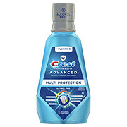 Crest Pro-Health Advanced Alcohol Free Extra Deep Clean Fresh Mint Mouthwash