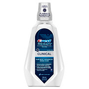 Crest Pro-Health Clinical Rinse Alcohol Free Mouthwash