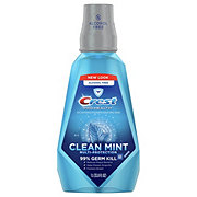 Crest Pro-Health Multi-Protection Alcohol Free Clean Mint Mouthwash