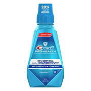 Crest Pro-Health Multi-Protection CPC Antigingivitis/Antiplaque Clean Mint Mouthwash
