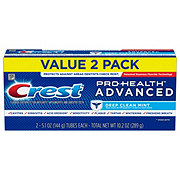 Crest ProHealth Toothpaste Advanced Deep Clean Twin Pack