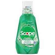 Crest Scope Classic Original Mouthwash
