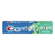 Crest + Scope Complete Whitening Minty Fresh Toothpaste