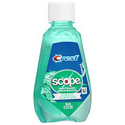 Crest Scope Outlast Mouthwash Travel Size