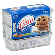 Crisco Baking Sticks All-Vegetable Shortening