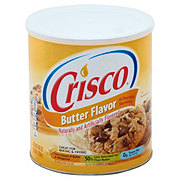 Crisco Butter Flavor All-Vegetable Shortening
