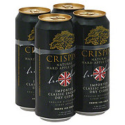 Crispin Browns Lane Natural Hard Apple Cider 16 oz Cans