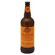 Crispin Honey Crisp Natural Hard Apple Cider Bottle