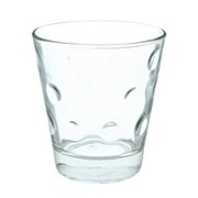 Cristar Circus Double Old Fashion Glass
