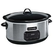 Crock Pot Digital Display Slow Cooker