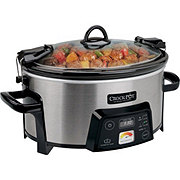 Crock-Pot Metal Cook 'N' Carry Slow Cooker