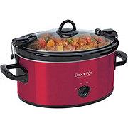 Crock-Pot Red Cook 'N' Carry Slow Cooker