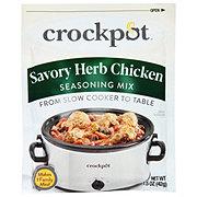 Crock-Pot Savory Herb Chicken Seasoning Mix