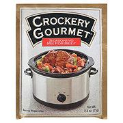 Crockery Gourmet Seasoning for Beef