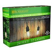Crosslight LED String Lights Indoor/Outdoor