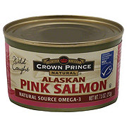 Crown Prince Alaskan Pink Salmon