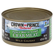 Crown Prince Crab Meat