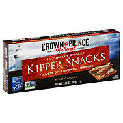 Crown Prince Low Salt Kipper Snacks
