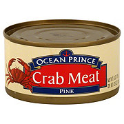 Crown Prince Pink Crab Meat