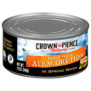 Crown Prince Solid White Albacore Tuna in Water