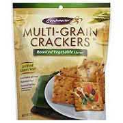 Crunchmaster Multi-Grain Roasted Vegetable Cracker