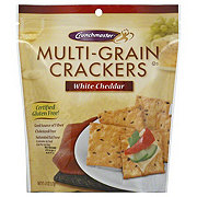 Crunchmaster White Cheddar Crackers