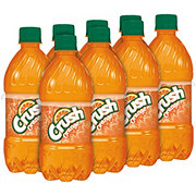 Crush Orange Soda 12 oz Bottles