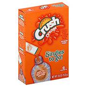 Crush Singles To Go! Orange Drink Mix