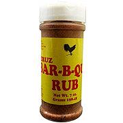 Cruz Bar-B-Que Rub