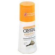Crystal Essence Mineral Roll On Chamomile Green Tea Deodorant