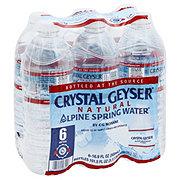 Crystal Geyser Alpine Spring Water 0.5 L