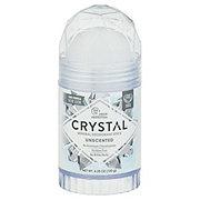 Crystal Hypoallergenic Fragrance Free Body Deodorant Stick