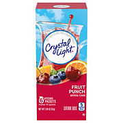 Crystal Light Fruit Punch Drink Mix