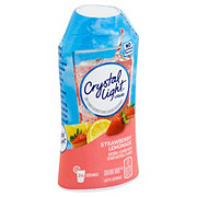 Crystal Light Liquid Strawberry Lemonade Drink Mix