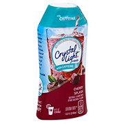 Crystal Light Liquid With Caffeine Cherry Splash