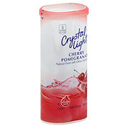 Crystal Light Natural Antioxidant Cherry Pomegranate Drink Mix
