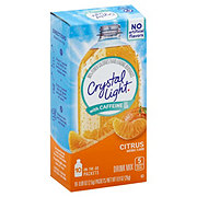 Crystal Light On The Go Energy Citrus Drink Mix