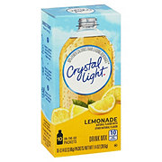 Crystal Light On The Go Natural Lemonade Drink Mix