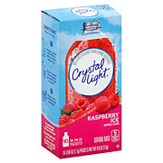 Crystal Light On The Go Raspberry Ice Drink Mix