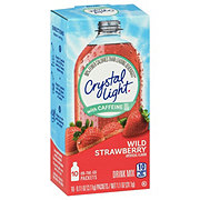 Crystal Light On the Go Wild Strawberry Energy Drink Mix