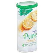 Crystal Light Pure Lemonade