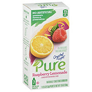 Crystal Light Pure Raspberry Lemonade