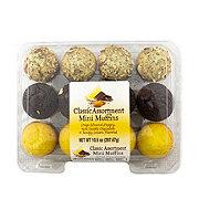 CSM Bakery Classic Assortment Mini Muffins